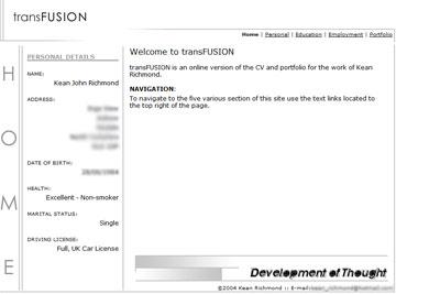 trans-fusion : Version 2