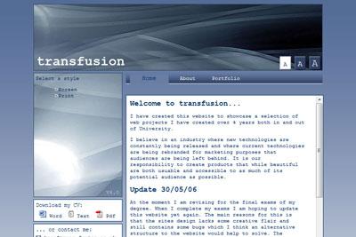 trans-fusion : Version 4
